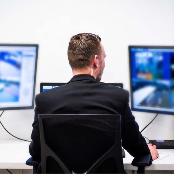Bouwplaatsbeveiliging - M&F-Security Beveiliging in Groningen