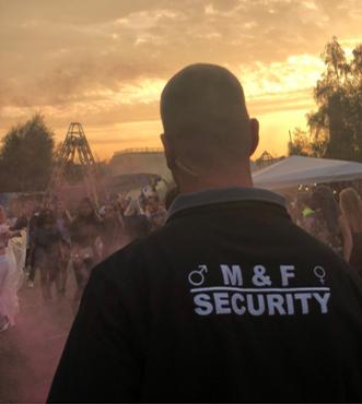 Waarom bedrijven kiezen voor Male & Female - Security? - M&F-Security Beveiliging in Groningen