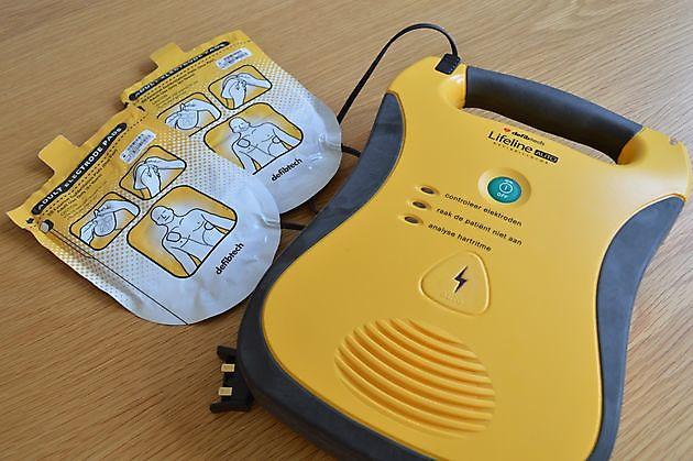 Cursus reanimatie i.c.m. AED - M&F-Security Beveiliging in Groningen